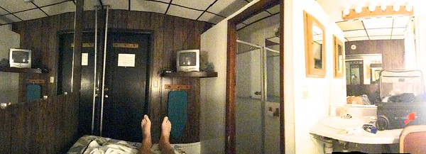 Yep. My room was small.