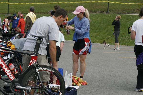 Davis Health Systems Mini Triathlon
