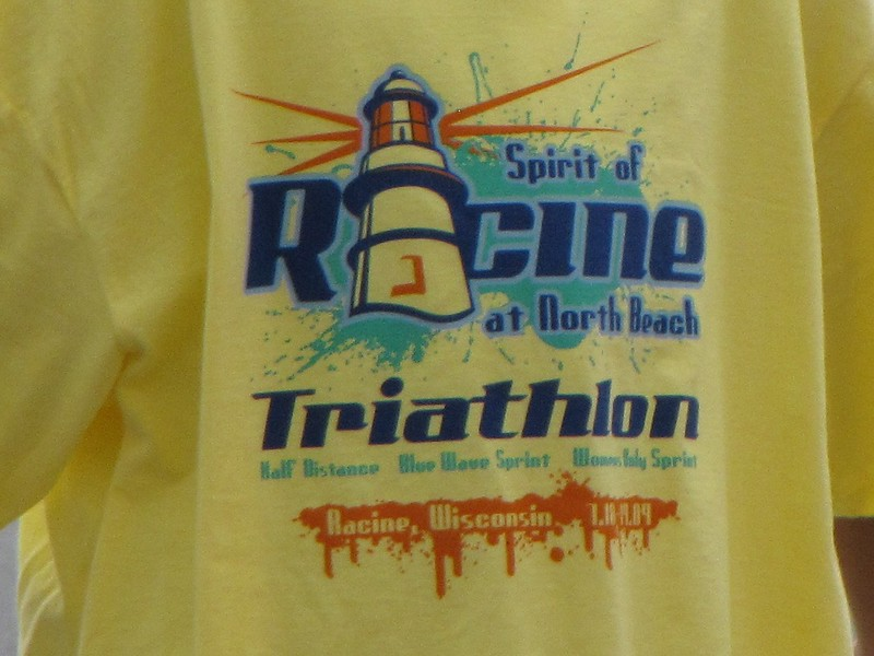 Spirit of Racine Half Ironman Triathlon