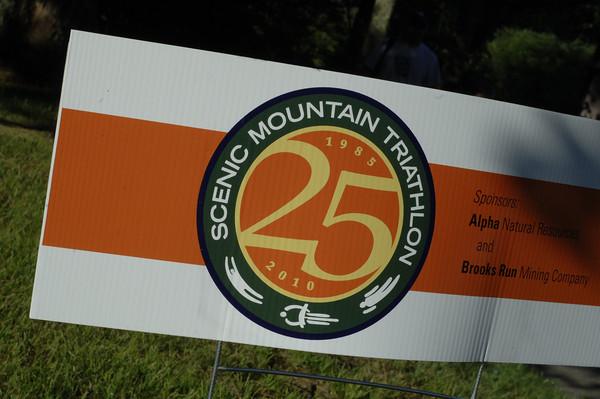 Scenic Mountain Triathlon