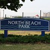 The hub of the event is at North Park Beach