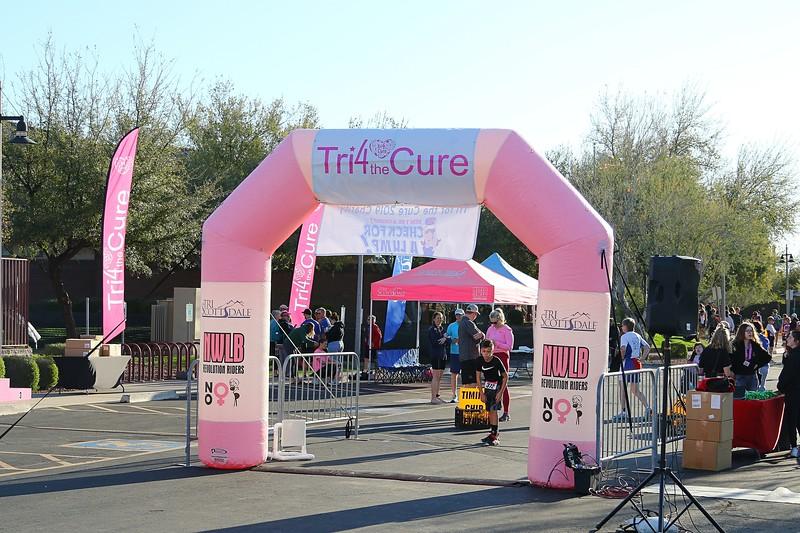 Tri 4 the Cure AZ