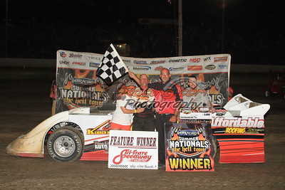 Weber's Last Lap Pass Gets Tri-State Summer Nationals Victory