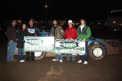 Merrill Cracks Lucas Oil MLRA Victory Lane