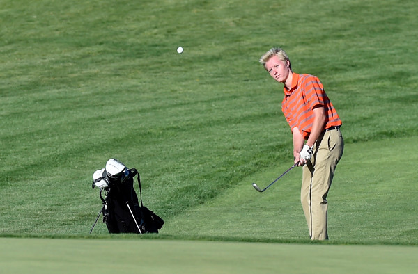 Tri-Valley League Golf