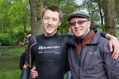 Blue Lake Sprint Triathlon 2010