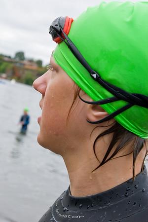 Blue Lake Sprint Tri 2008