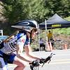 Hayden's 1st time trial