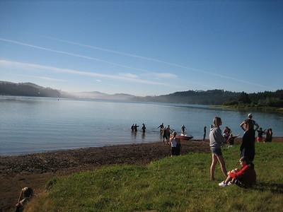 Hagg Lake Sprint Tri 2006