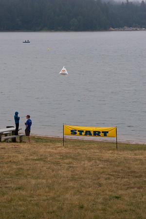 Hagg Lake Sprint Tri 2009