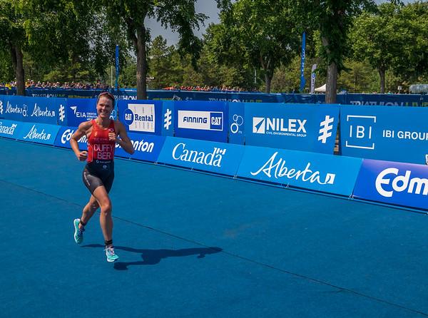 Elite Women: ITU Edmonton 2017