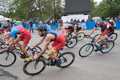 ITU Triathlon Edmonton 2016: Elite Men