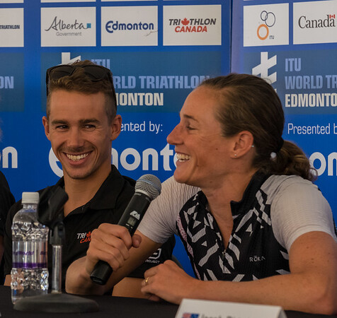 Press Conference: ITU Edmonton2017