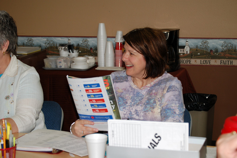 Carol Maloney our website Publicist
