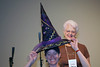 Katherine Flowers<br /> Witch hat Table Center Piece