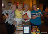 Some of the Book Sale Shoppers.
