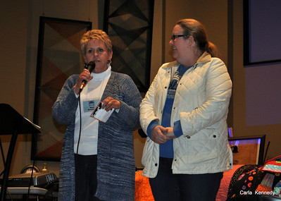 2014 03-04 TCQG Mtg w/Peggy Baldwin - Storybook Quilts