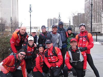 Far Rockaway to Manhattan 2.12.2011