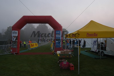Chilham Castle Duathlon - 10th October 2010
