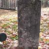 Gardner's gravestone