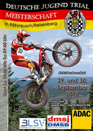 Deutsche Jugend Trial Meisterschaft 2012