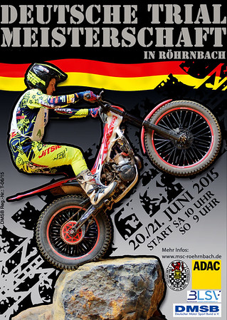 Trial DM 2015 - Lauf 1