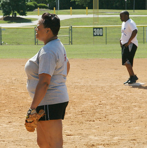 2012 Triangle HBCU Coed Softball Tournament