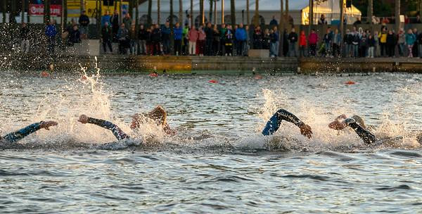Triathlon Almere 2018