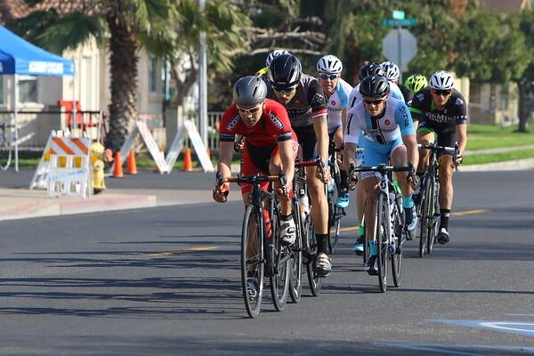 Dinuba Criterium 2016 - Race #3