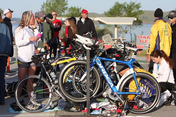 Millerton Lake Triathlon 2010
