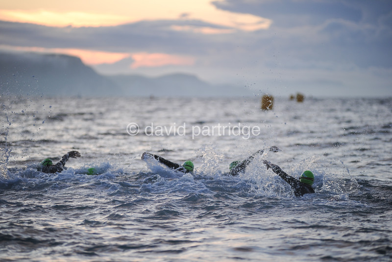 Ironman 70.3 Weymouth, Dorset, ENGLAND, UK - 17th September 2017