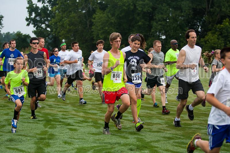 4th Annual Twin City Field & River Run<br /> Saturday, August 03, 2013 at BB&T Soccer Park<br /> Advance, North Carolina<br /> (file 073049_803Q3105_1D3)