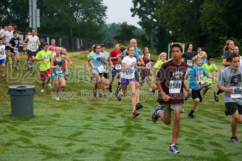 4th Annual Twin City Field & River Run<br /> Saturday, August 03, 2013 at BB&T Soccer Park<br /> Advance, North Carolina<br /> (file 073045_803Q3101_1D3)