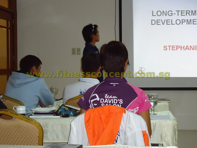 ASTC ITU Level 1 Club & Community Coaches Course in Subic Bay Philippines