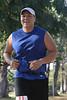 Stuart finishes a run workout