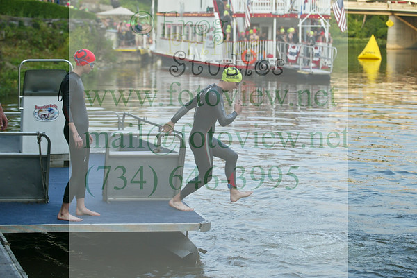 The Experience at Frankenmuth Triathlon 2 Aug 2014