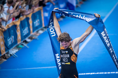 ETU Sprint Triathlon European Cup Rotterdam 2016