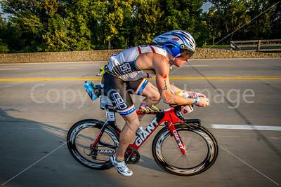 2012 Ironman Louisville on August 26, 2012 in Louisville, Kentucky