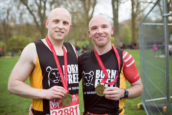 London marathon 2016 Aniko Towers  Photo-10