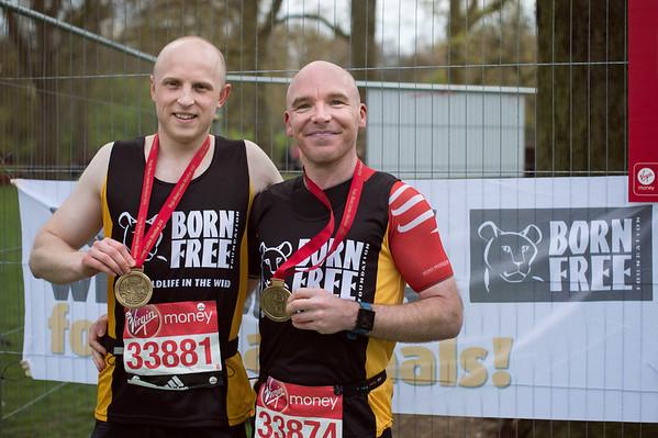 London marathon 2016 Aniko Towers  Photo-1