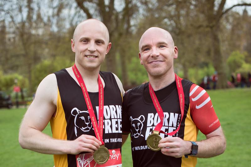 London marathon HR 2016 Aniko Towers  Photo-6