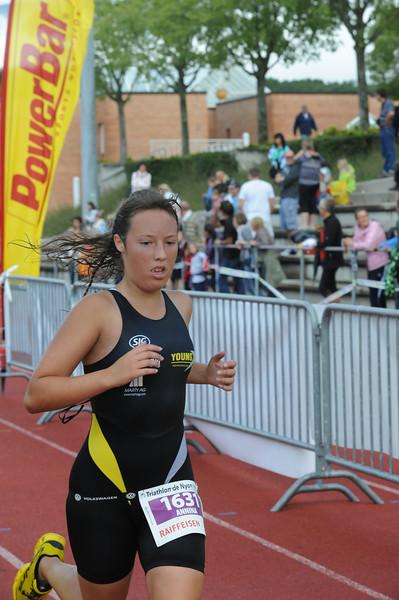 Triathlon de Nyon (Youth League)