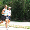 Miki and Ryan getting it done on the run portion.
