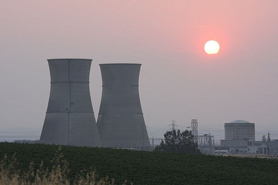 A little nuclear power could have helped me - sadly it's decommissioned.