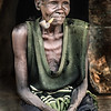 Boya woman with pipe