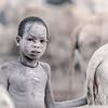 Mundari ghost boy