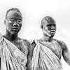 Young men of the tribe, Terekeka