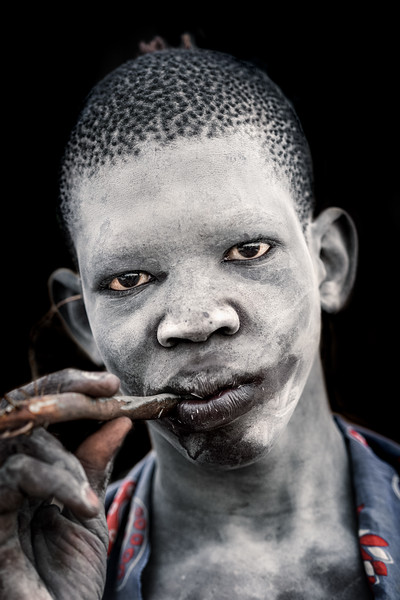 Boy of Mundari