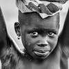 Young Dinka girl, Bor