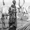 Mother and child of the Mundari